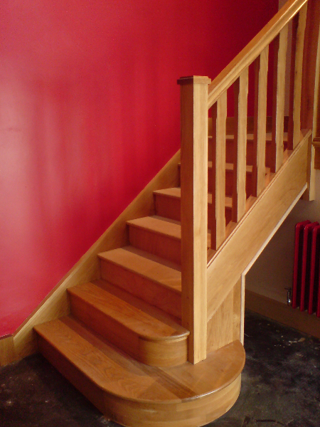 Lovely Not Wooden Staircases From Jardines Joinery Cheshire